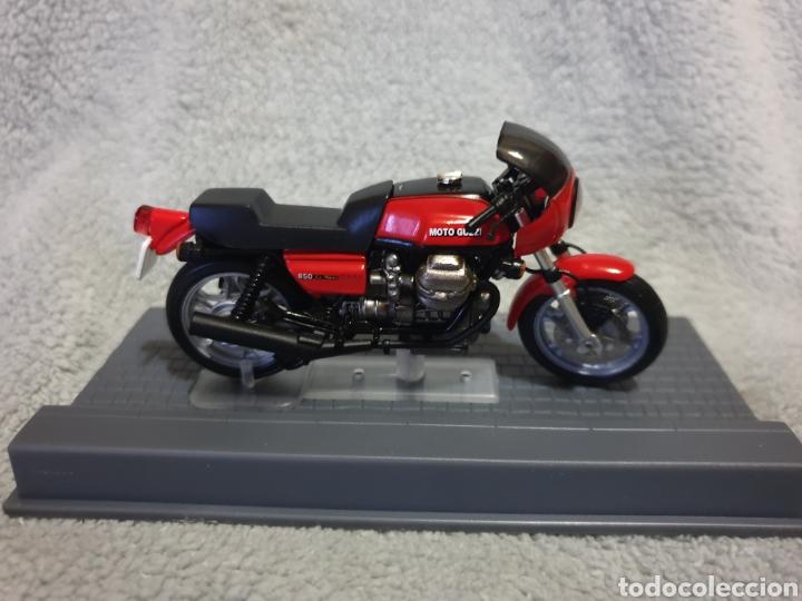 Motos a escala: Moto Guzzi Le Mans 1978 - Foto 2 - 189759915