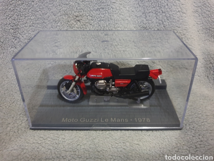 Motos a escala: Moto Guzzi Le Mans 1978 - Foto 4 - 189759915