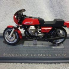 Motos a escala: MOTO GUZZI LE MANS 1978. Lote 189759915
