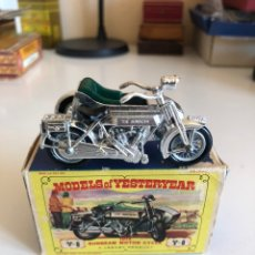 Motos a escala: MOTO LESNEY SUNBEAM MOTOR CICLE DE 1914. Lote 190073555