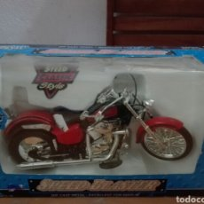 Motos in scale: MOTO DIE CAST METAL 1:9 SPEED BLASTER AÑOS 90. Lote 191547327