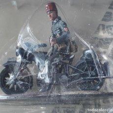 Motos à l'échelle: MILITAR: SOLDADOS EN MOTOCICLETA SS HANDSCHAR BOSNIA DIVISION NSU 250 CC. Lote 205578677