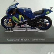 Motos a escala: YAMAHA YZF-M1 (2015) VALENTINO ROSSI. Lote 192872985