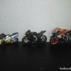 Motos a escala: LOTE DE MOTOS MOTO 1 MINIATURAS. Lote 193008150