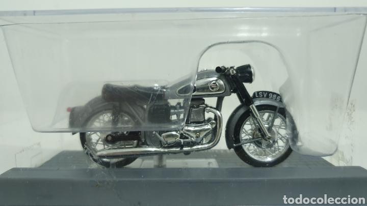 Motos a escala: Moto Norton Dominator 88 de 1956. - Foto 2 - 193025600