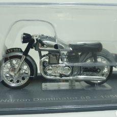 Motos a escala: MOTO NORTON DOMINATOR 88 DE 1956.. Lote 193025600
