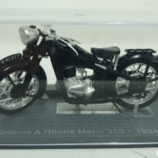 Motos a escala: MOTO GNOME&RHONE MAJOR 350 DE 1934.. Lote 193025980