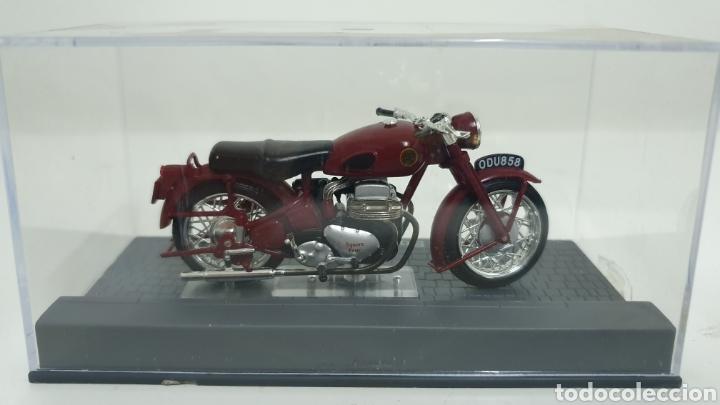 Motos a escala: Moto Ariel Square Four de 1956. - Foto 2 - 193026287