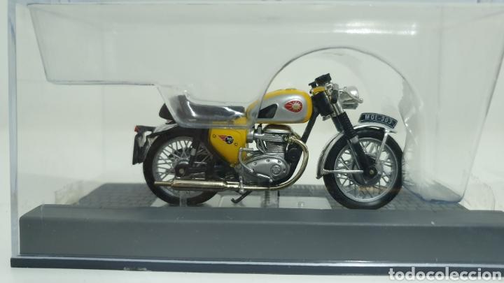 Motos a escala: Moto BSA Lightning 650cc de 1965 - Foto 2 - 193182298