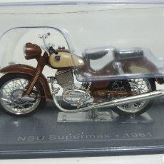 Motos a escala: MOTO NSU SUPERMAX DE 1961.. Lote 193183200