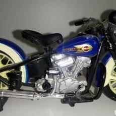 Motos a escala: MOTO HARLEY - DAVIDSON. COLECCIÓN MAISTO. ESCALA 1 :18.. Lote 193379765