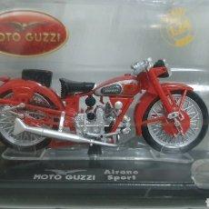 Motos a escala: MOTO GUZZI AIRONE SPORT.. Lote 194123290