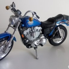 Motos a escala: MOTO HARLEY - DAVIDSON. COLECCIÓN MAISTO. ESCALA 1 :18.. Lote 194989761
