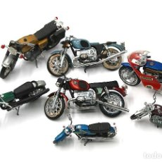 Motos a escala: LOTE DE MOTOS VARIADAS. Lote 195383260