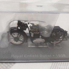 Motos a escala: ROYAL ENFIELD BULLET 1938 ALTATA IXO MOTOCICLETA MOTO CLÁSICA - NO HARLEY BULTACO MONTESA DERBI NSU. Lote 195522122