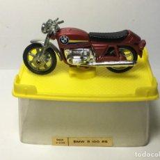 Motos a escala: MOTO BMW R 100 RS REF 2305 DE MIRA. Lote 195979618