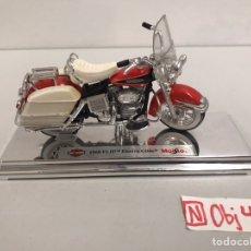 Motos a escala: MOTO HARLEY DAVIDSON 1986. Lote 196037131