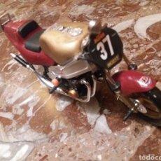Motos a escala: CUSTOM MOTO ACROBACIAS 1/12. Lote 198511127