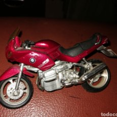 Motos a escala: MOTO BMW 14 CM. Lote 200796962