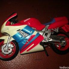 Motos a escala: MOTO YAMAHA 14 CM. Lote 200797185