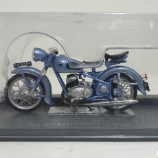 Motos a escala: MOTO ADLER MB200 DE 1952.. Lote 201733207
