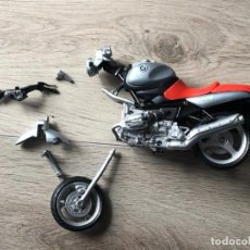 Motos a escala: 3 MOTOS ESC. 1/24 BMW Y 2 MAS. Lote 202325362