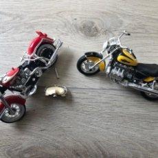 Motos a escala: 3 MOTOS ESC. 1/24 BMW Y 2 MAS. Lote 202325362