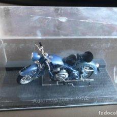 Motos a escala: ADLER MB200 DE 1952 - ESC. 1/43. Lote 202326241