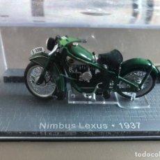 Motos a escala: NIMBUS LEXUS DE 1937. Lote 202326522