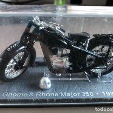 Motos a escala: MOTO GNOME & RHONE MAJOR 350 - 1934. Lote 202326965