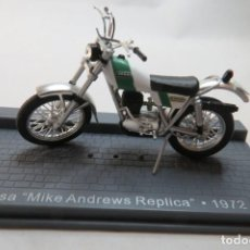 Motos a escala: OSSA MIKE ANDREWS REPLICA 1972. Lote 202786928