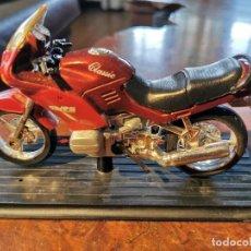 Motos a escala: MOTO BMW R1100RS 1/18 SPORTY MOTOR BIKE 1:18 R 1100 RS. Lote 202795531