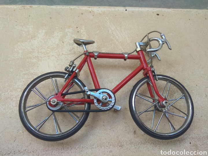 Motos a escala: Preciosa Bicicleta de Carreras - Foto 2 - 118355726