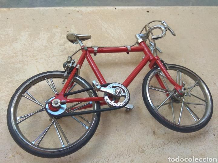 Motos a escala: Preciosa Bicicleta de Carreras - Foto 4 - 118355726