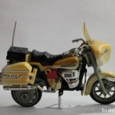 Motos a escala: MOTO POLICE MADE IN CHINA COPPER CHOPPER 833. Lote 203916783