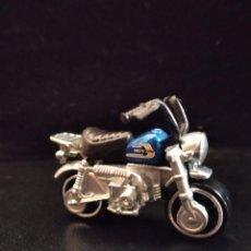 Motos in scale: MOTO HONDA CHOPPER - MATTEL DIECAST METAL AÑOS 90- 6X4,5 CM.. Lote 204780077