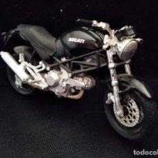 Motos a escala: MOTO DUCATI CHOPPER - MAISTO AÑOS 80- 12X8X3CM.. Lote 205703522