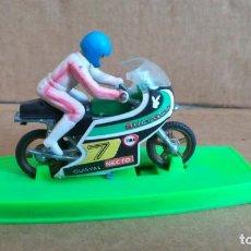 Motos a escala: MOTO BULTACO, GUISVAL. Lote 205816026
