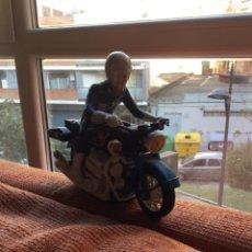 Motos in scale: ANTIGUO POLICIA MOTORISTA. Lote 205877243