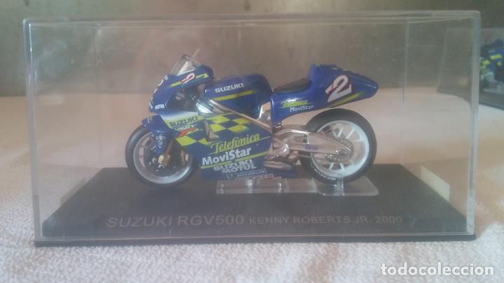 Motos a escala: Lote motocicletas de colección - Foto 9 - 206190870