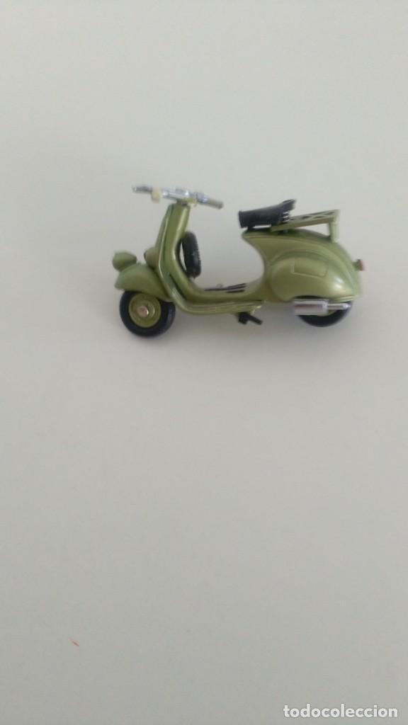 Motos a escala: Scooter Vespa 1946 - Foto 2 - 206973488