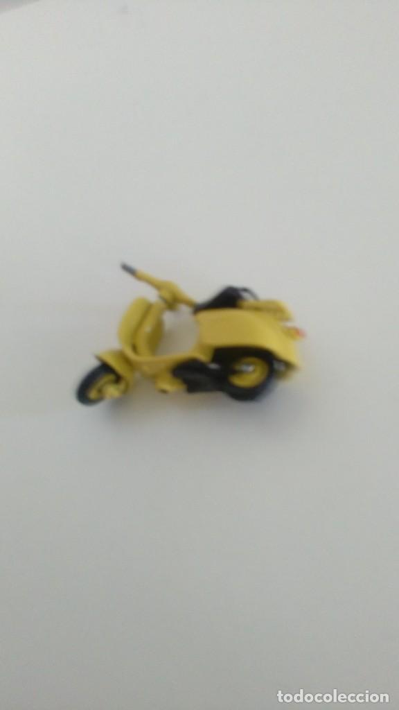 Motos a escala: Scooter Vespa 1964 - Foto 2 - 206973863