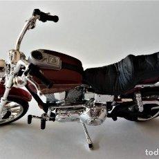 Motos a escala: MOTO METALICA. Lote 207453500