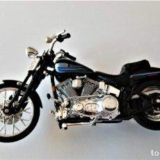 Motos a escala: MOTO METALICA. Lote 207454037