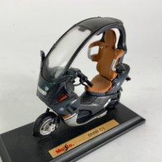 Motos a escala: REPRODUCCION BMW C1 MAISTO. ESCALA 1/18. S.XX.. Lote 208667855