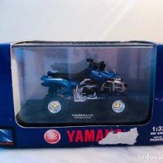 Motos a escala: NEW RAY YAMAHA WARRIOR , 1/32. Lote 210256715