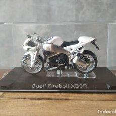 Motos a escala: BUELL FIREBOLT XB9R. MOTO ESCALA 1:24. Lote 210378443