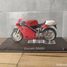 Motos a escala: DUCATI 998R. MOTO ESCALA 1:24. Lote 210378520