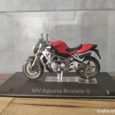 Motos a escala: MV AUGUSTA BRUTALE S. MOTO ESCALA 1:24. Lote 210379170