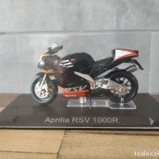 Motos a escala: APRILIA RSV 1000R. MOTO ESCALA 1:24. Lote 210379966
